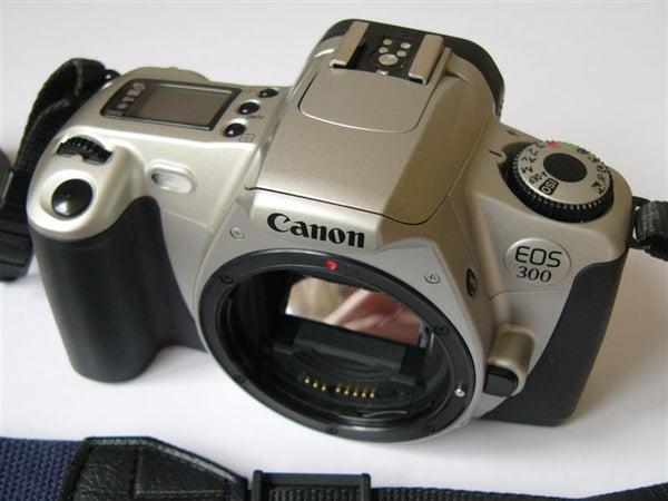 Modify a Canon EOS-300 Into a Manual M42 Mount Camera!