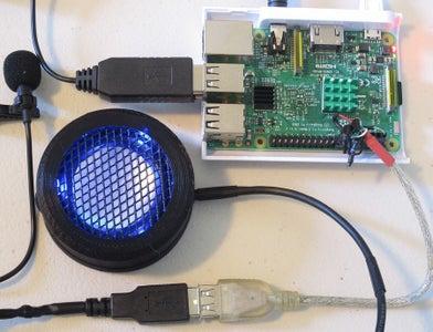 MicroDot for Raspberry Pi