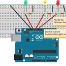 Arduino Traffic Light Tutorial