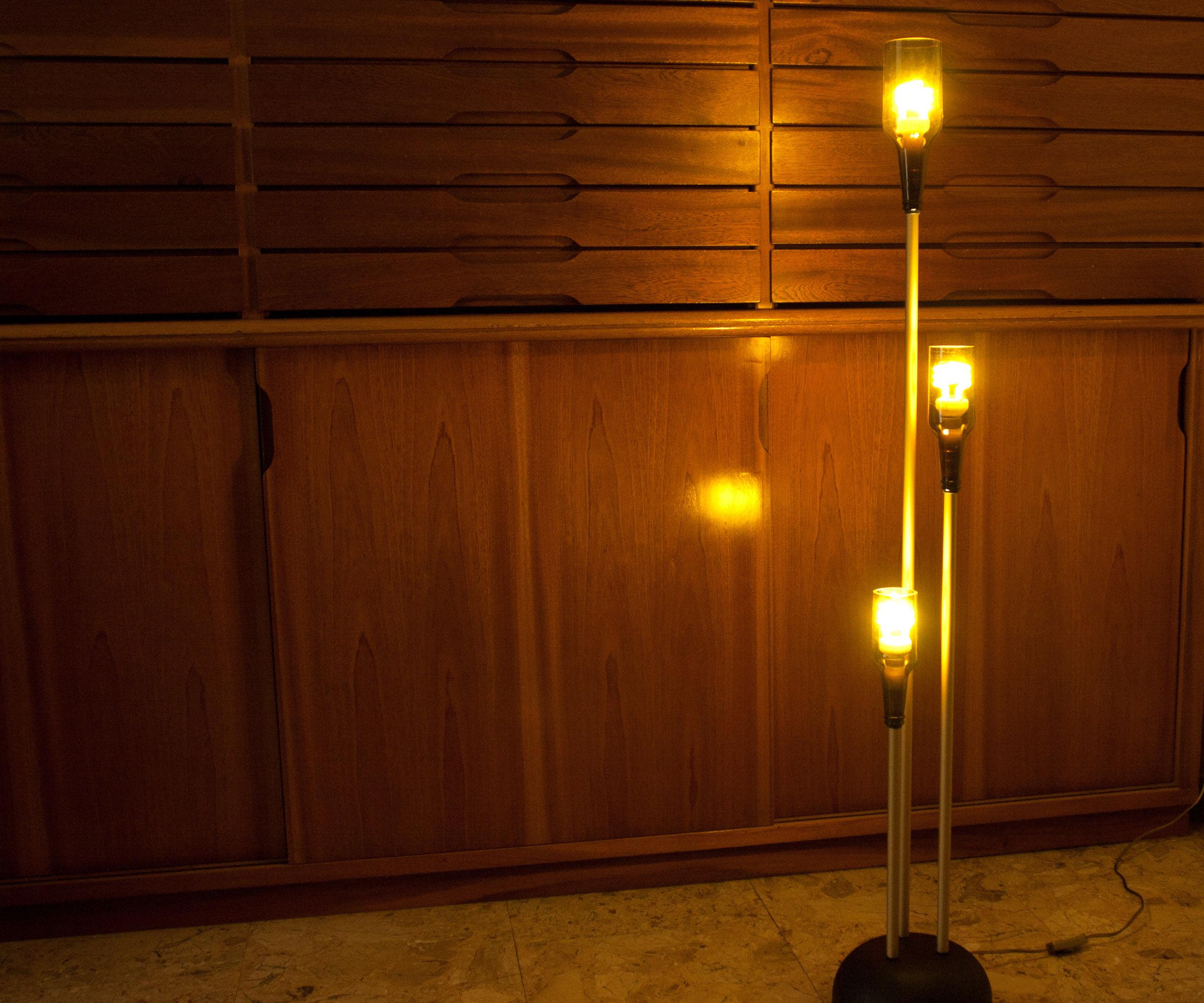the stem lamp