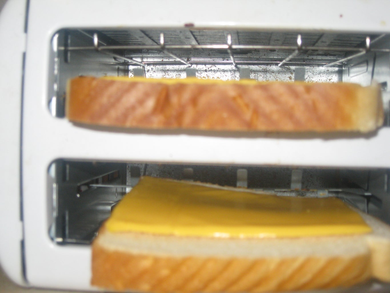 How to Make a Grill Cheese in a Toaster