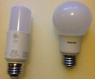 What's in LED Bulbs?