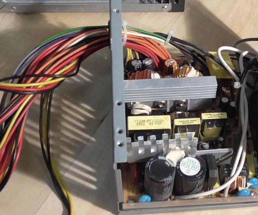 ATX POWER BANK Upgrade to 15V