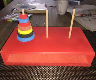 Travelling Towers of Hanoi