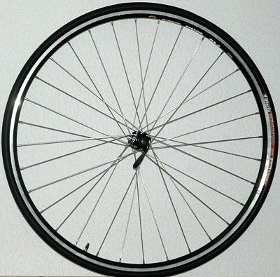 Build a Precision Bicycle Wheel Truing Stand for Less Than Fifty Bucks