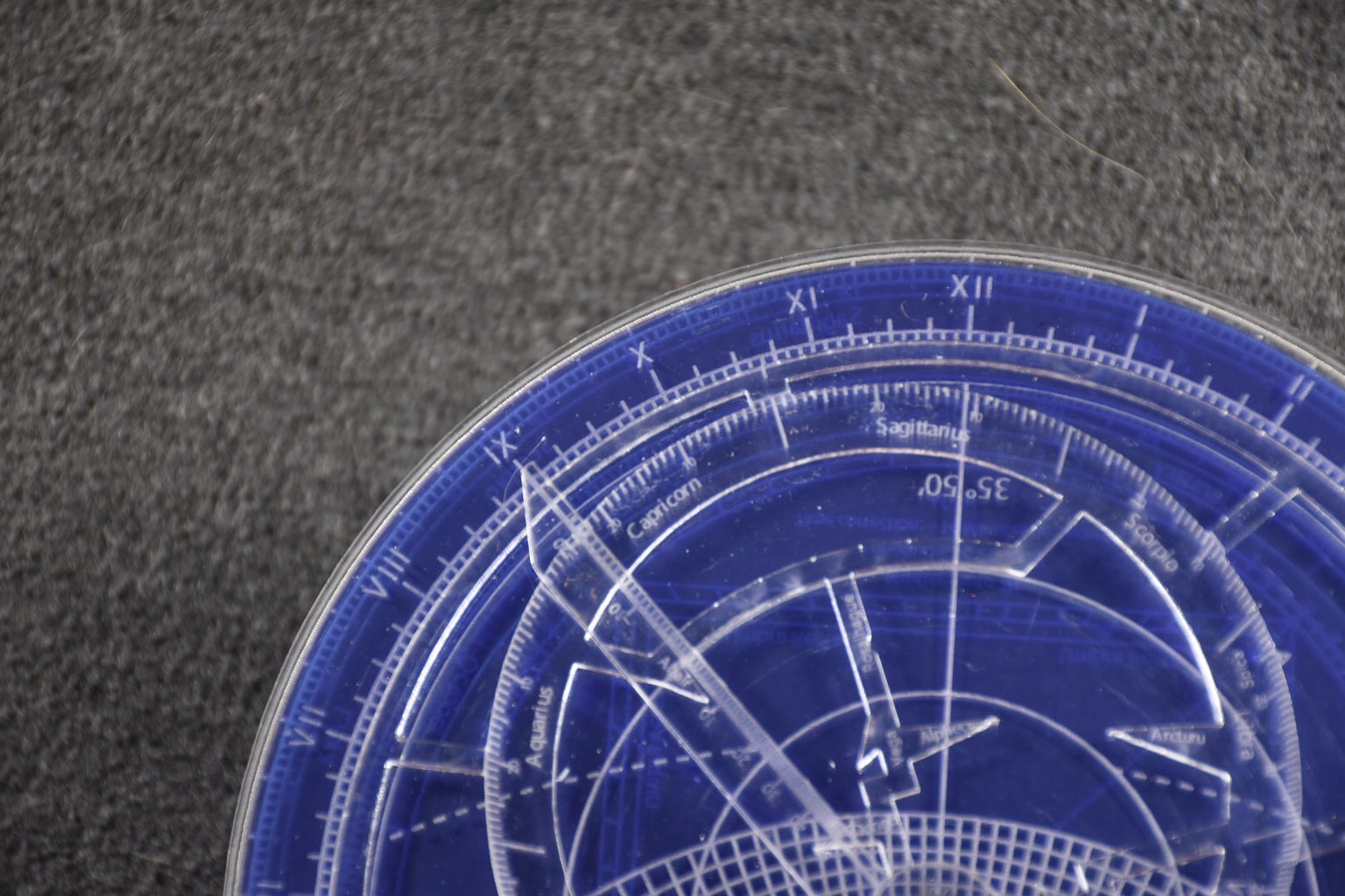 Aligning Your Astrolabe With the Universe