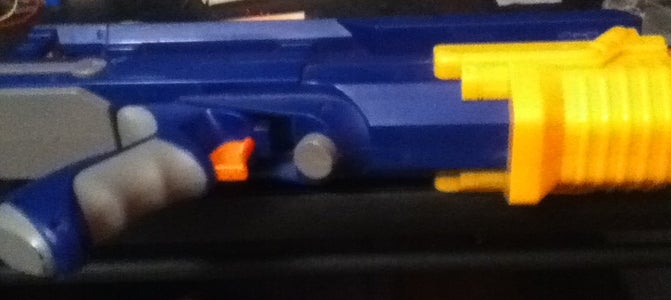 Easy Nerf to Airsoft Hack