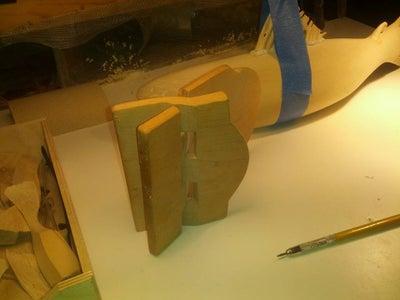 Wooden Holder/ Stand