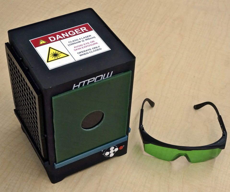 Making Your Mini Laser Engraver Safer And Better