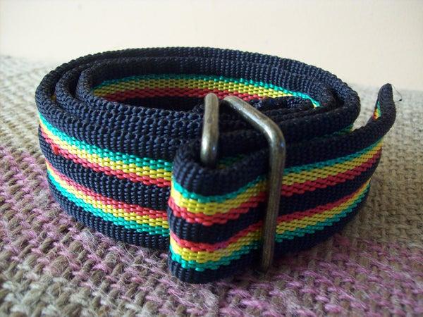 Homemade Belt. (No Sew)