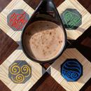 Avatar Inspired Coasters