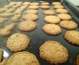 Hyperbolic Cookies