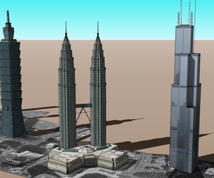 HOW TO DESIGN Models and Buildings for Google Earth