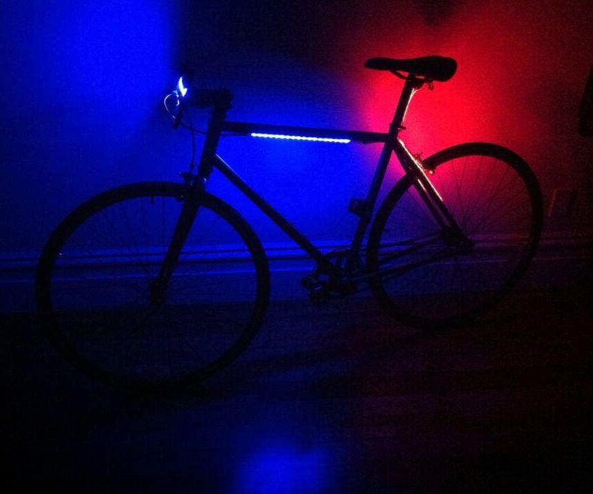 GlowHacker Bike Lights Workshop