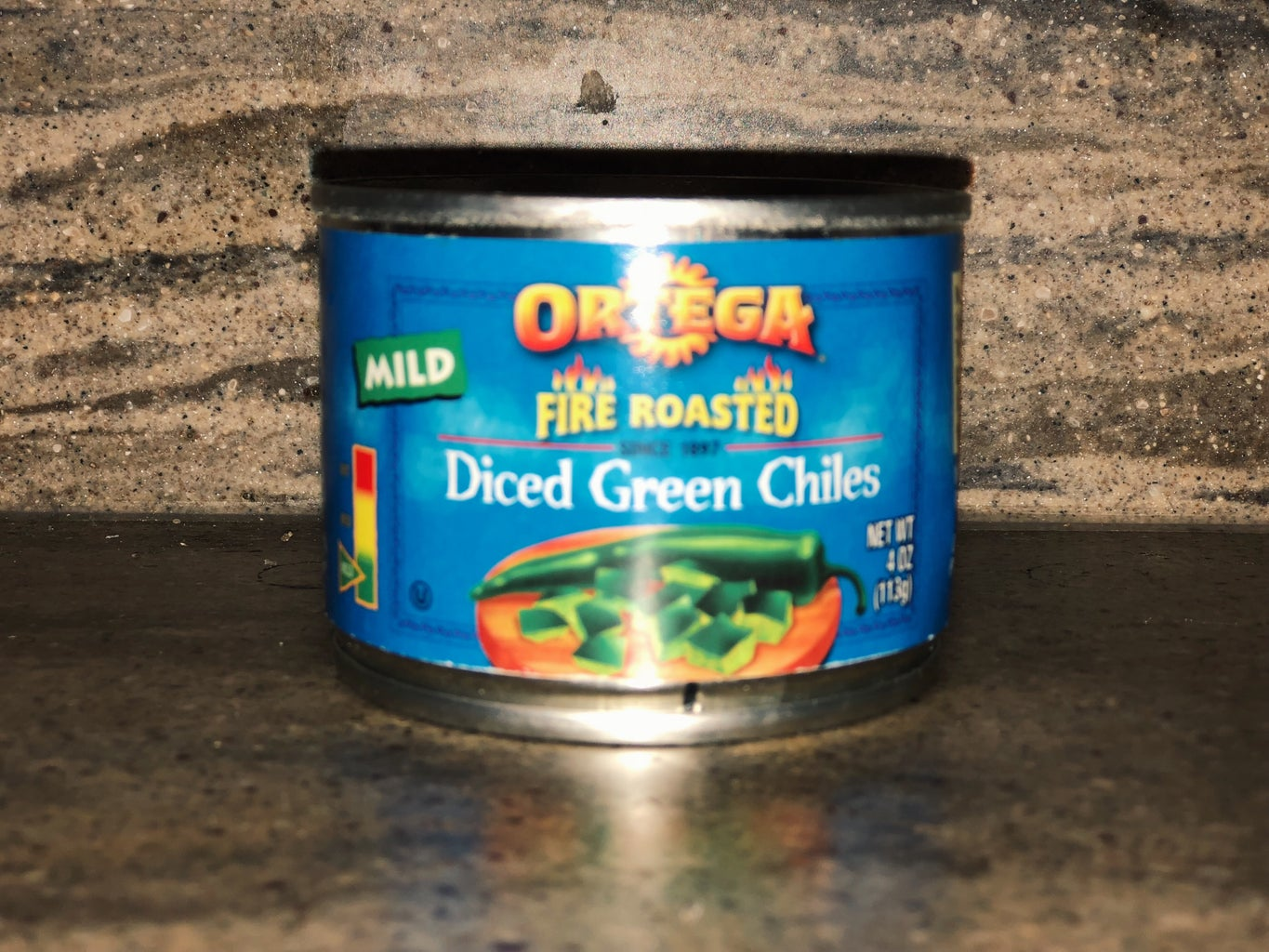 Add 3 Cans of Green Chile