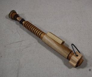 The Wooden Dowel Lightsaber