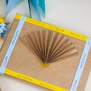 Ways to wrap presents with brown paper