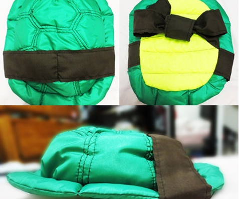 Teenage Mutant Ninja Turtles Shell DIY