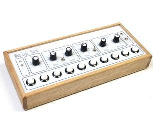 Moog Light合成器V2