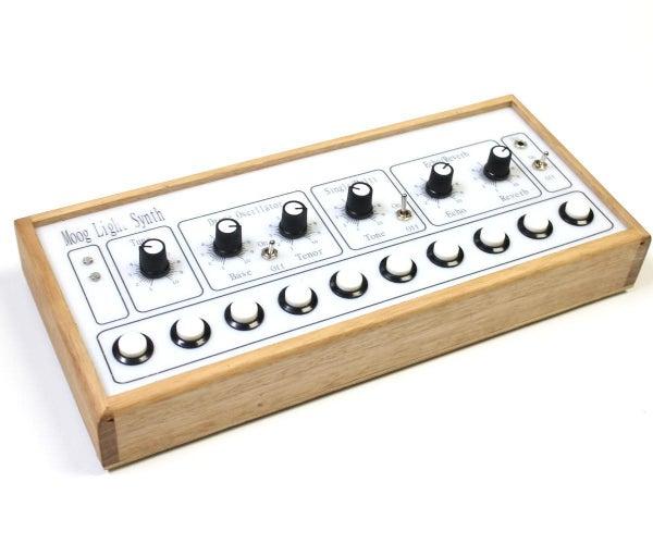 Moog Style Synth V2