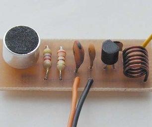 FM Bugger Circuit.
