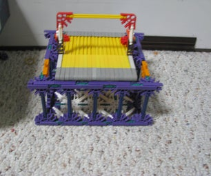 Knex Box With Locks