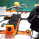 3D Printed 250 Racing Quadcopter