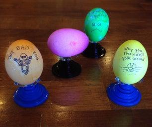 Easter Egg Stands