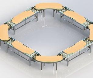 Conveyor of Assembling Line