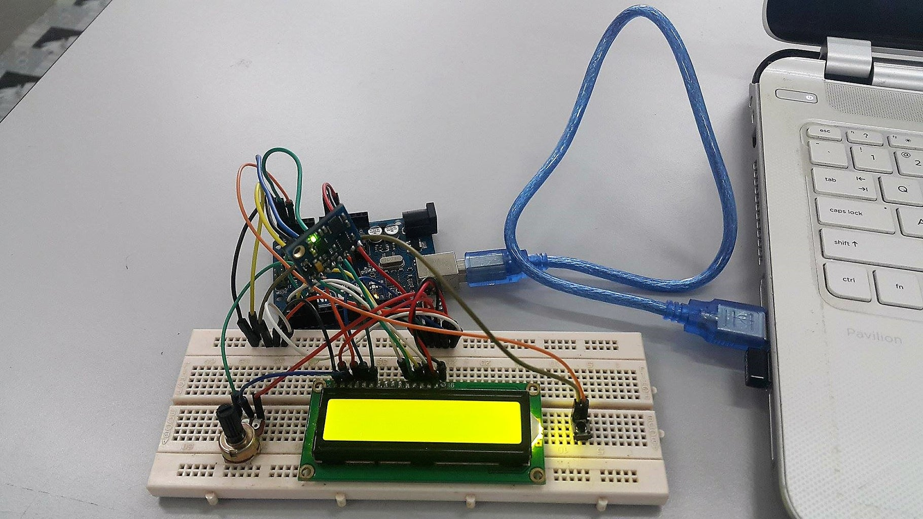 Step 4: Connect Arduino to Computer