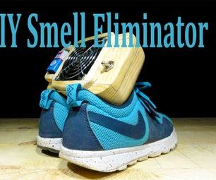 DIY Smell Eliminator - Homemade - .
