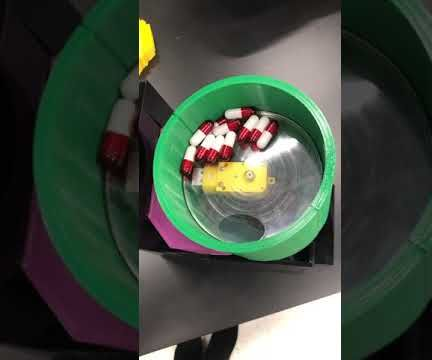 Automated Pill Dispenser