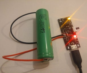 Lithium Battery Utility Board