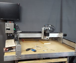 Building a CNC Router From Scratch