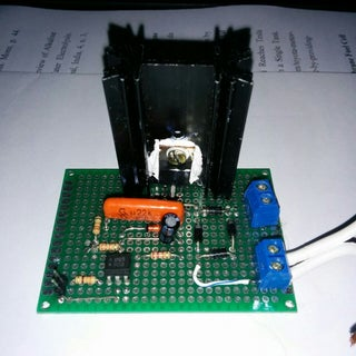 Safe and Simple AC PWM  Dimmer for Arduino / Raspberry Pi