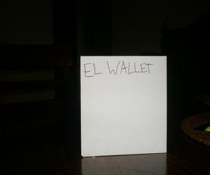81/2 X 11 (or Amusement Park Pamphlet) Wallet