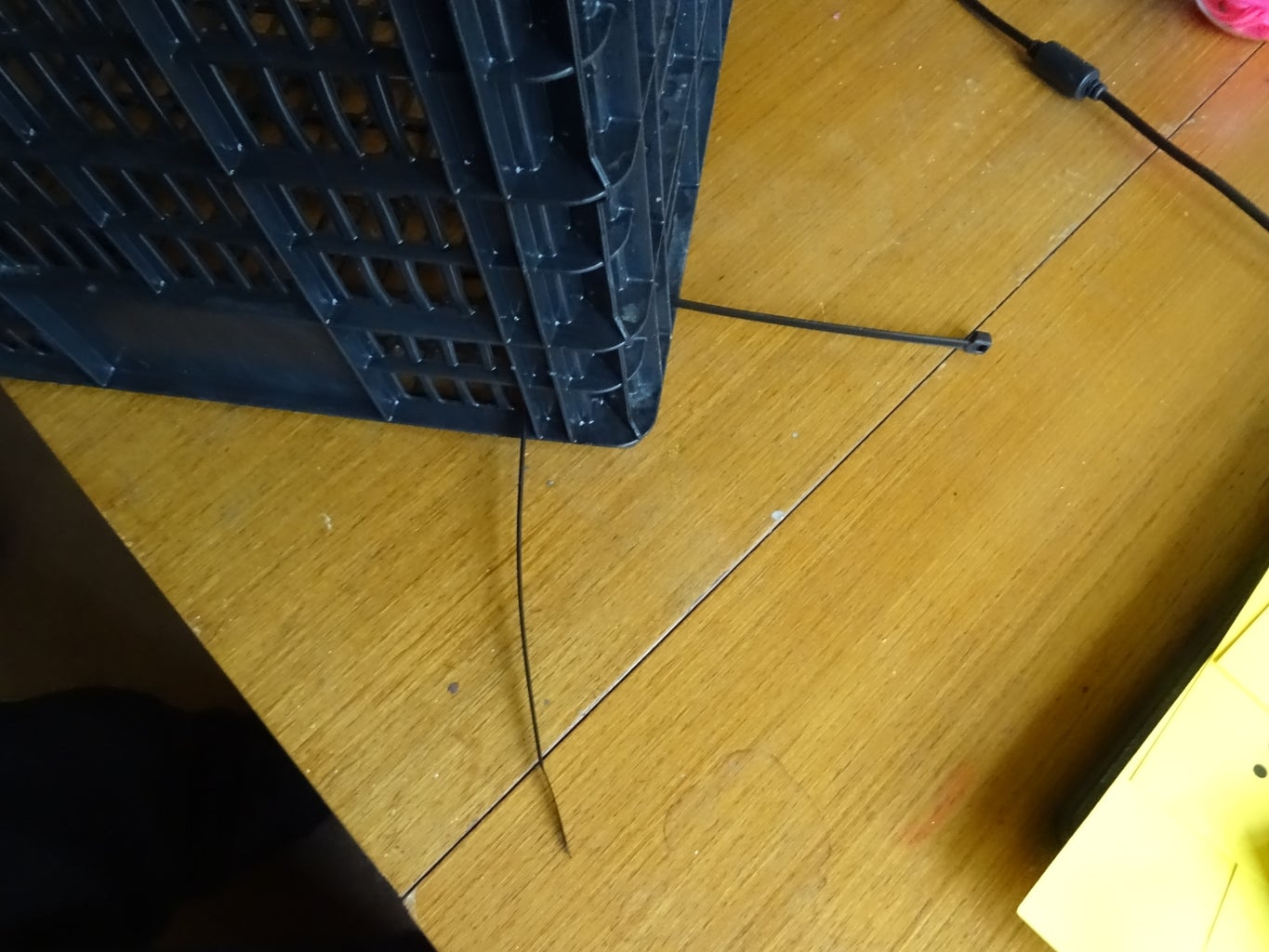 Cable Tie It Together