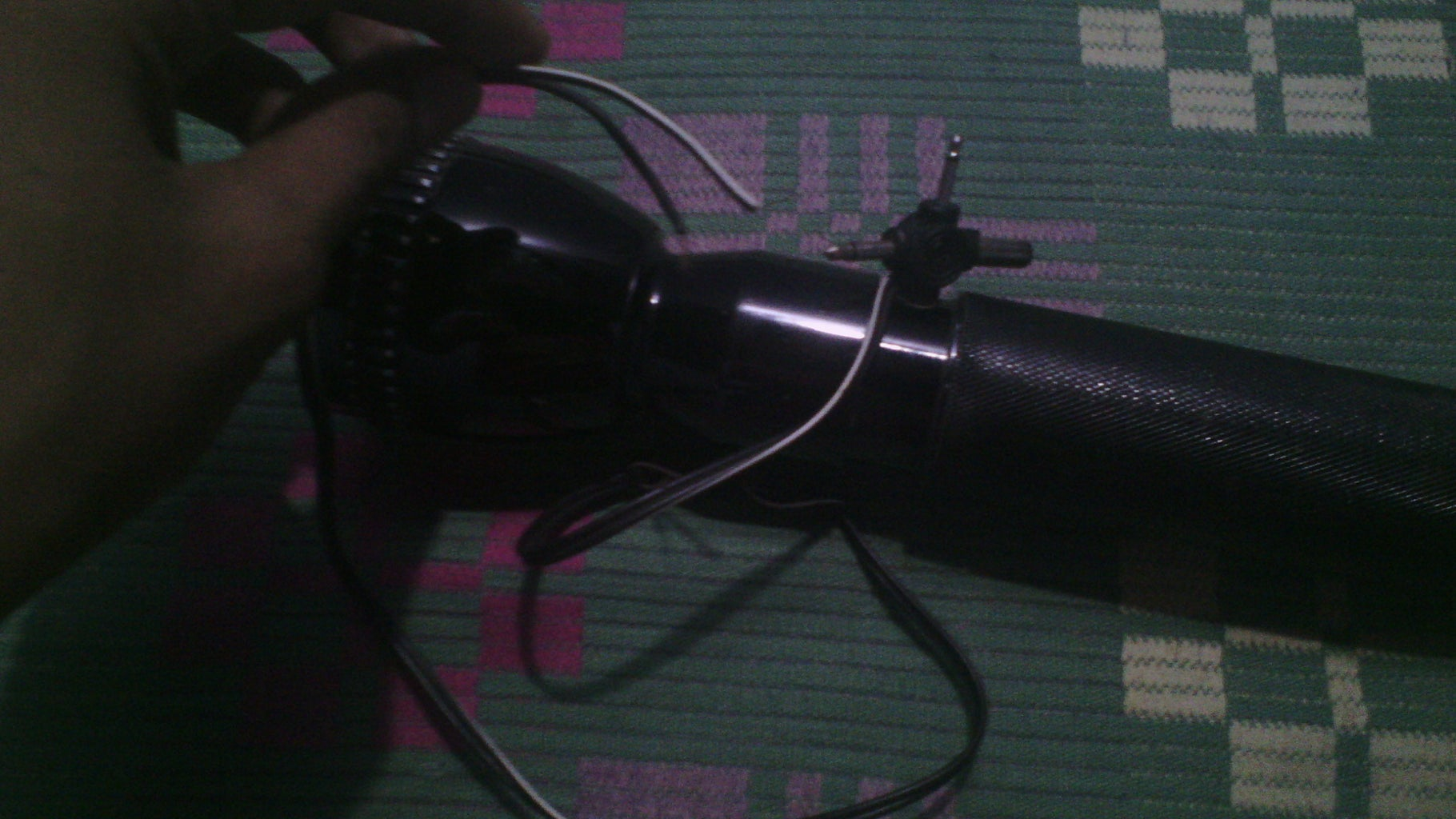 Battery Charger With Torch Light