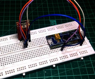 STM32 Board With Arduino IDE STM32F103C8T6