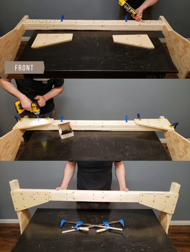 Plywood Corners
