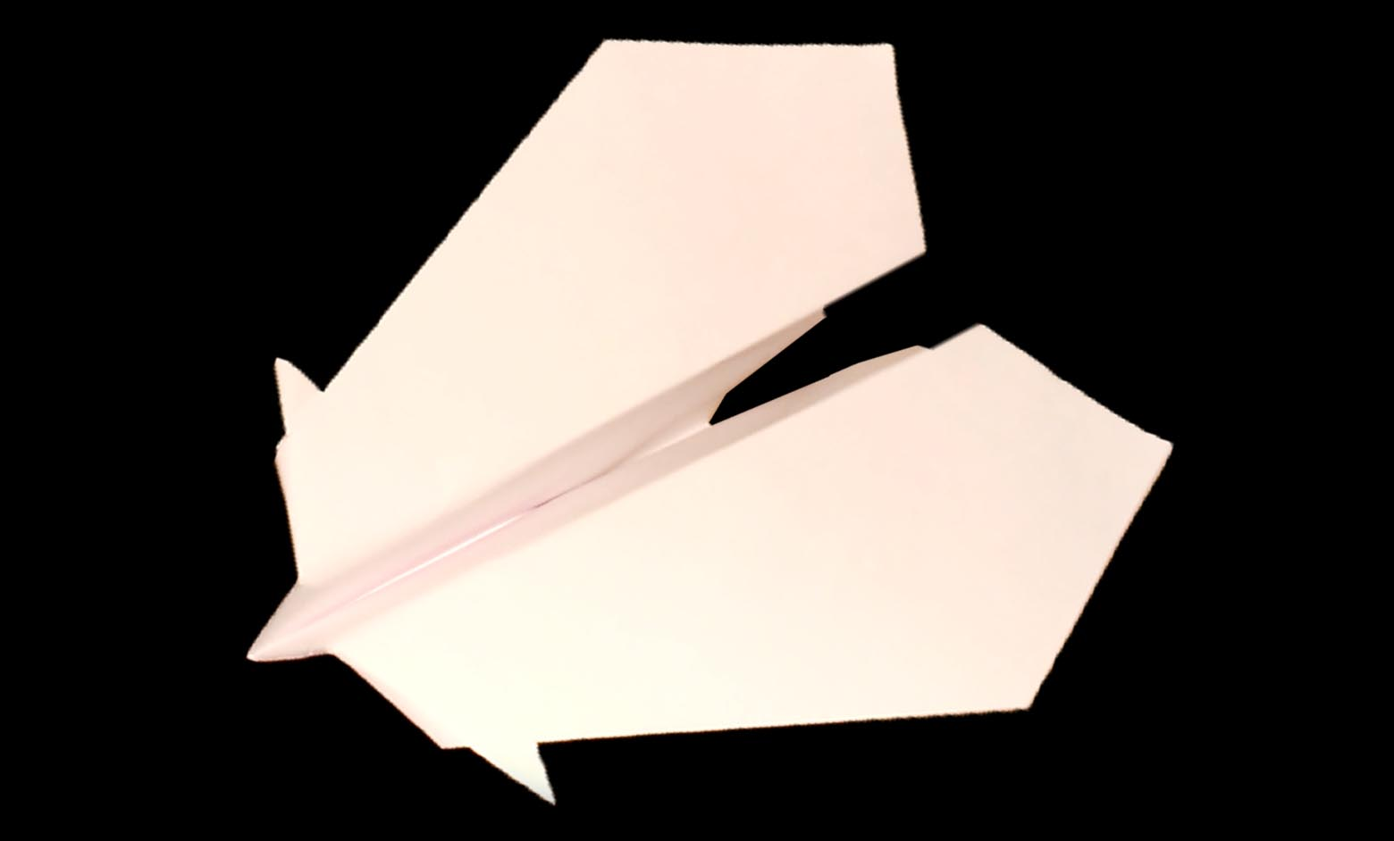 Simple Paper Airplane: The Bull