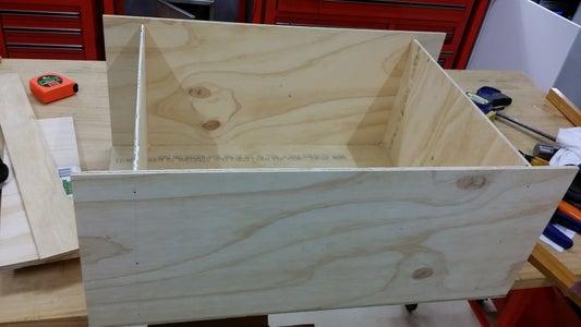 Construct Main Box