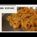 PRAWN BIRYANI