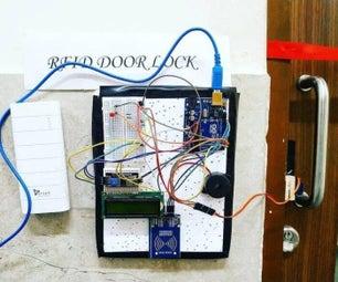 RFID Security System Using Arduino