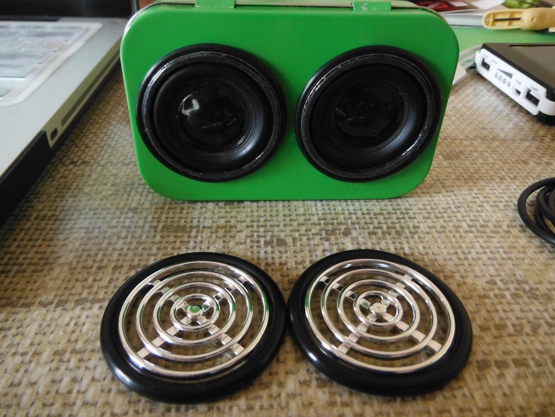 Speaker Grilles