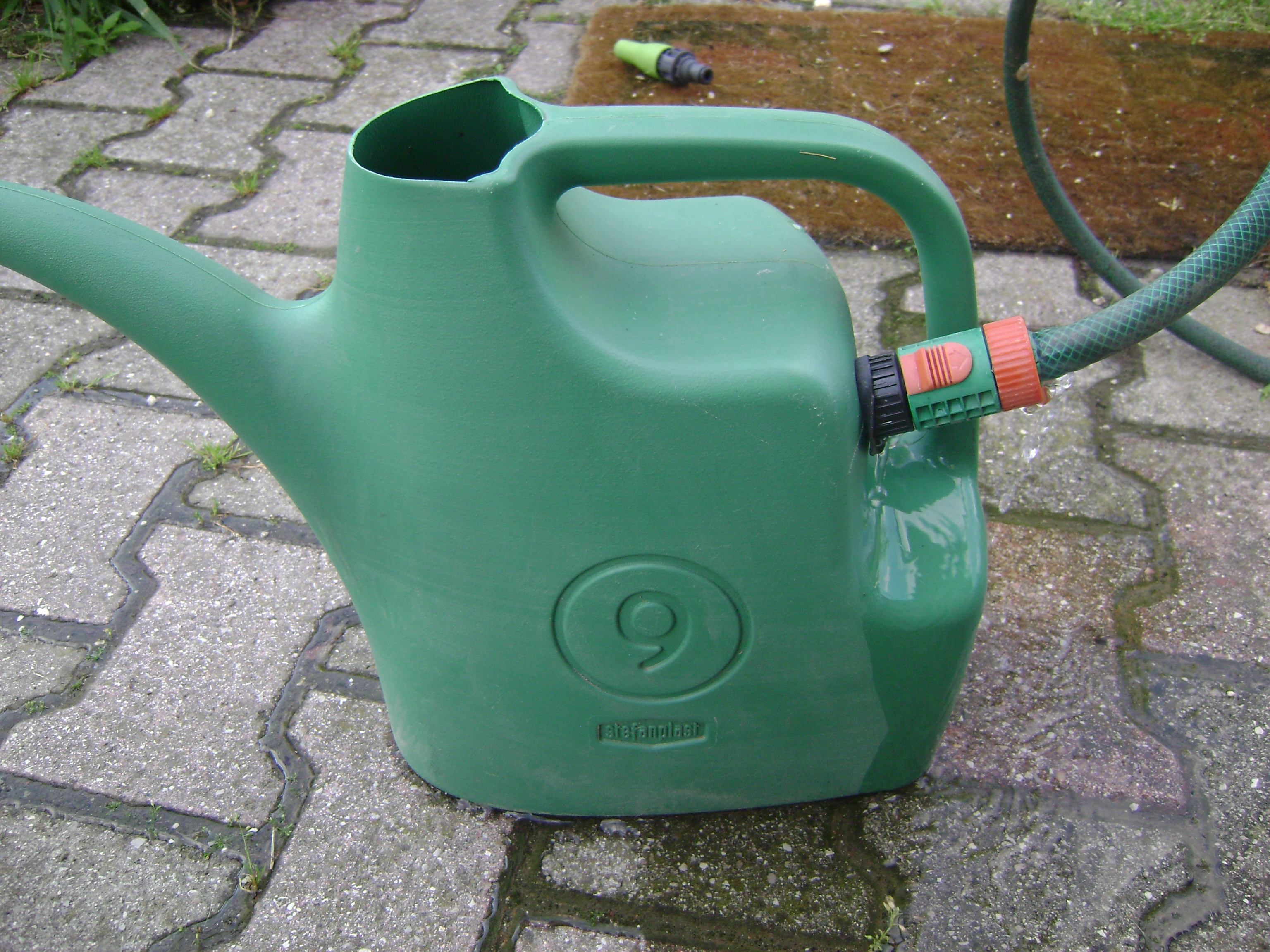 Watering can No stress