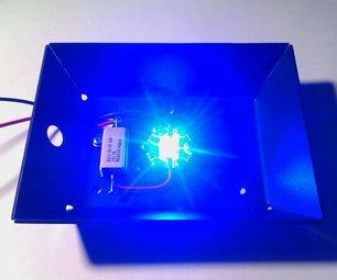 Extremely Simple 5V Ultrabright LED Light