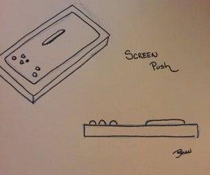 #rethinkphone Screen Push