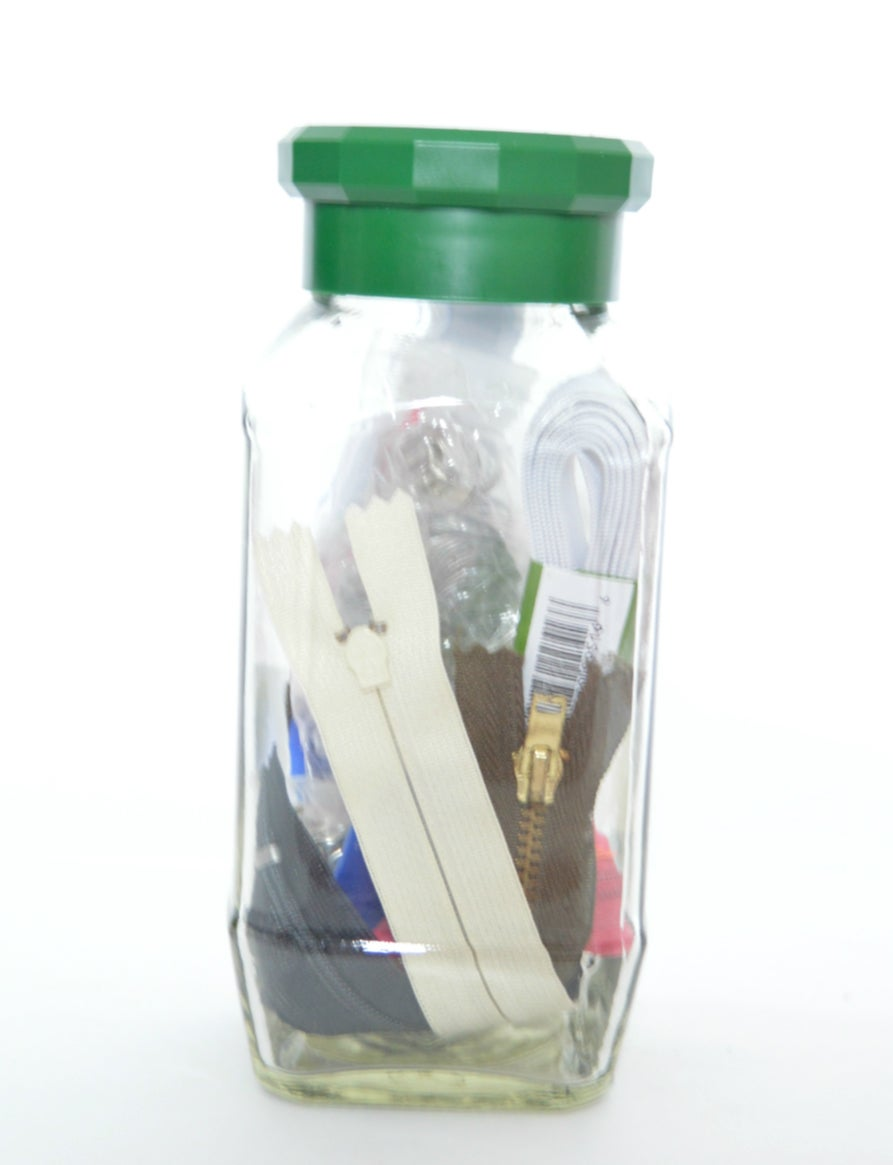 Pickle Jars As Storage Containers