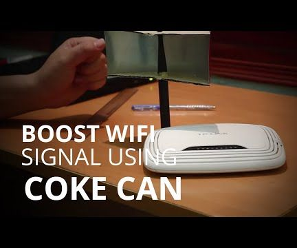 Old Trick to BOOST WIFI SIGNAL SPEED